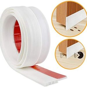 Door Bottom Seal Strip - Self-Adhesive Under Door
